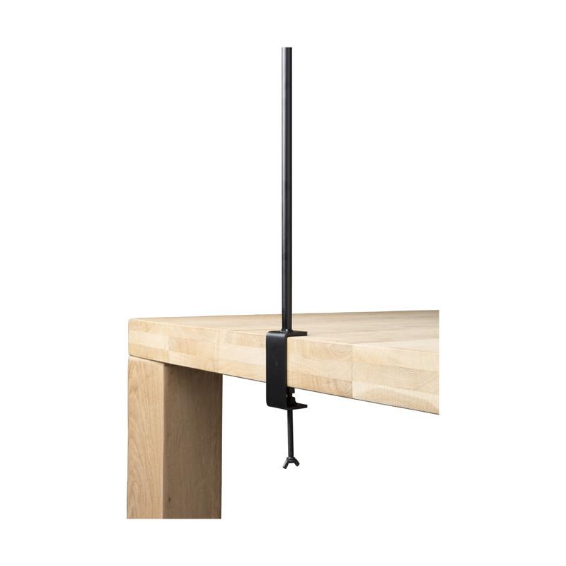 Tafelklem - 140x90 cm - zwart