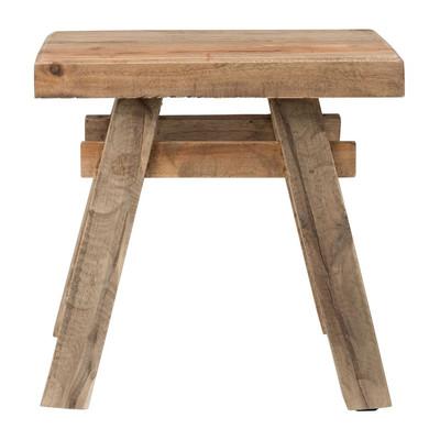 Krukje recycle Ubud - hout - 45x27x45 cm