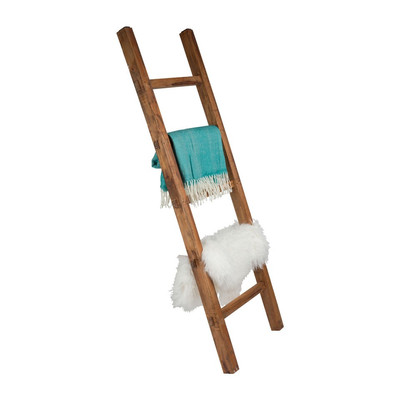 Decoratieve ladder recycle - 167 cm