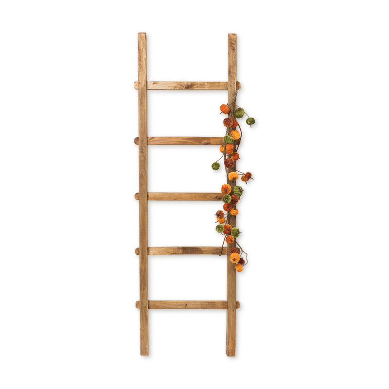 Decoratieve ladder recycle – 167 cm