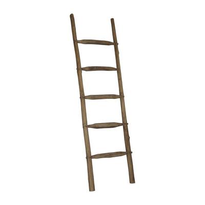 Decoratieve ladder recycle - 210 cm