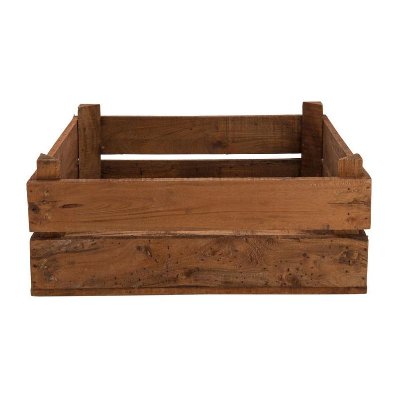 Recycle kistje - 44.5x38.5x19.5 cm