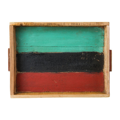Recycle tray colours - 44x32 cm