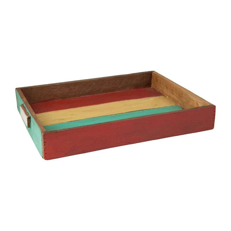 Recycle tray colours - 51x36.5 cm