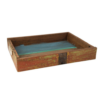 Recycle tray colours - 57x41 cm