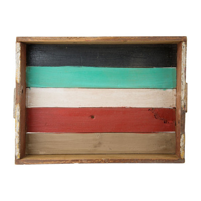 Recycle tray colours - 64x46 cm