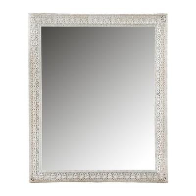 Spiegel marrakech zilver 48x58 cm xenos for Xenos spiegel