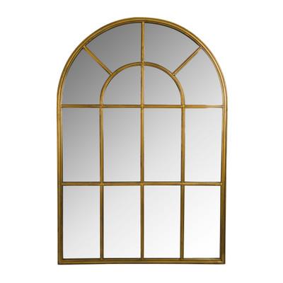 Spiegel raam 100x70 cm goudkleurig xenos for Xenos spiegel