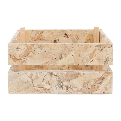 Kistje chipwood - 25x16 cm