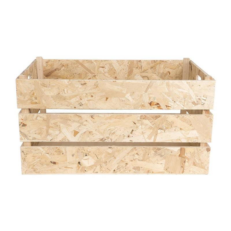Kistje chipwood - 60x38 cm