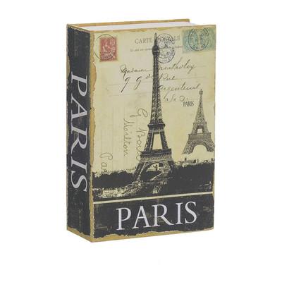 Opbergboek met kluis Paris klein