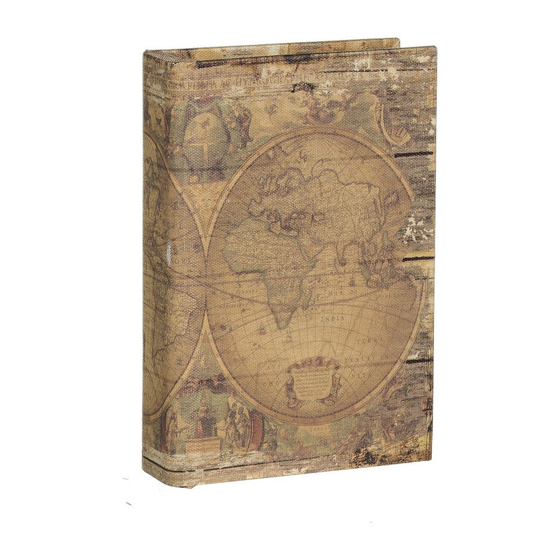 Opbergboek atlas klein