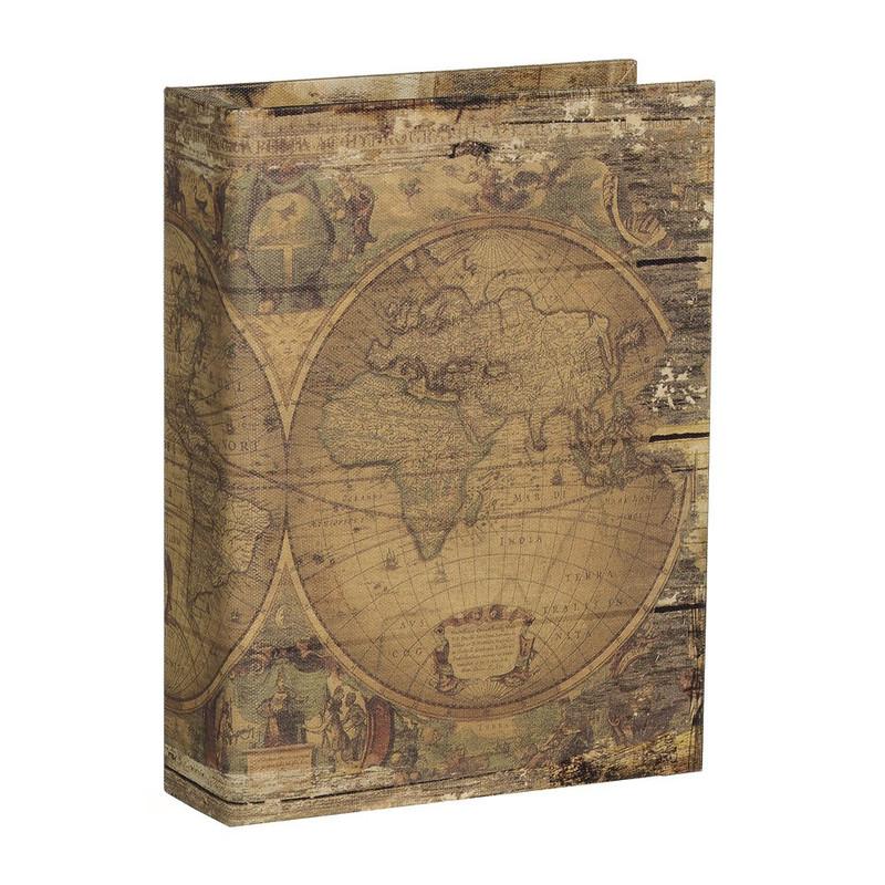 Opbergboek atlas middel