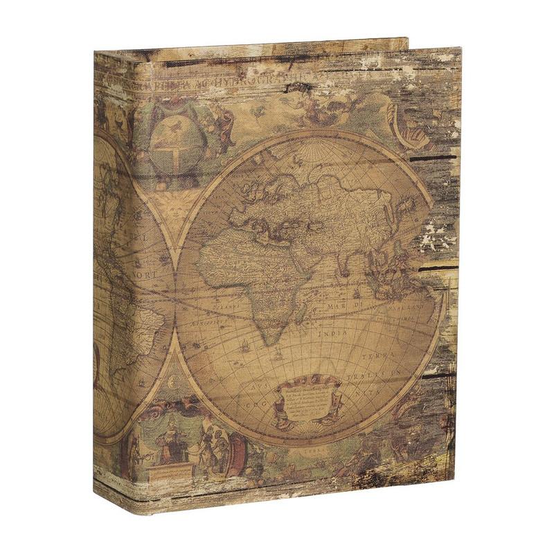 Opbergboek atlas groot