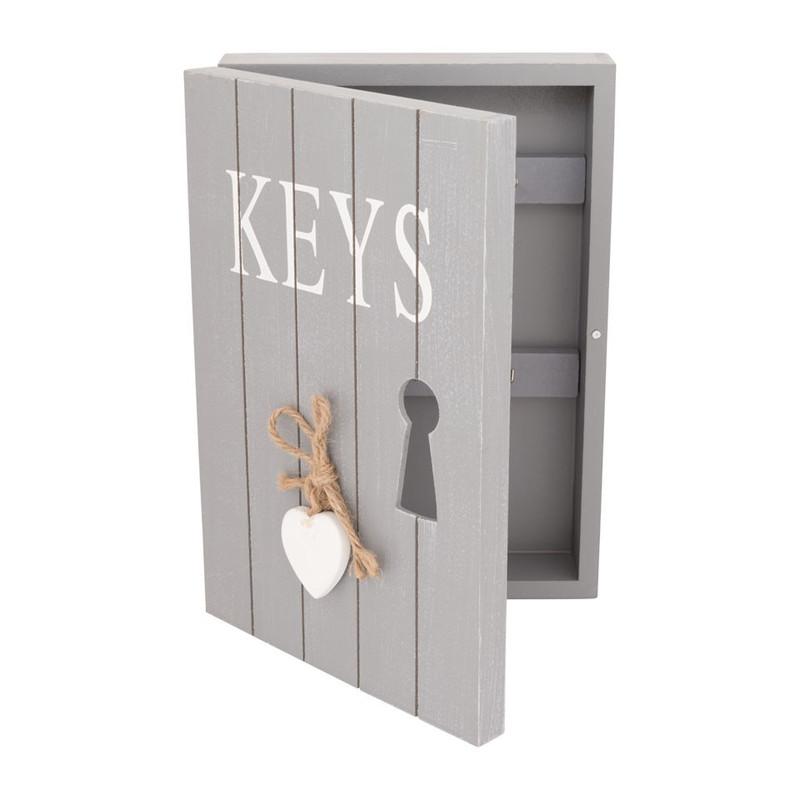 Sleutelkastje keys grijs