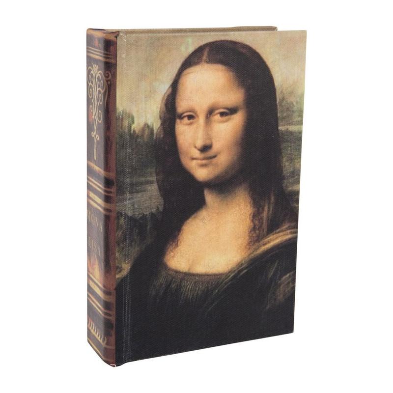 Opbergboekje Mona Lisa