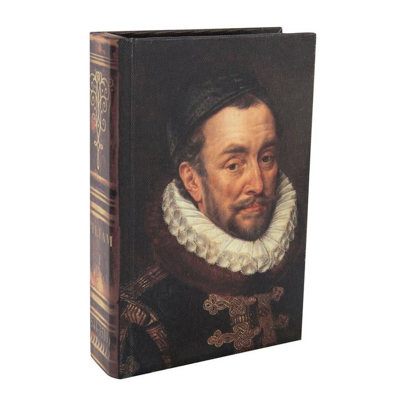 Opbergboekje Willem van Oranje