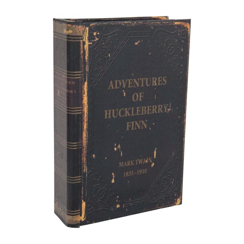 Opbergboekje Huckleberry Finn