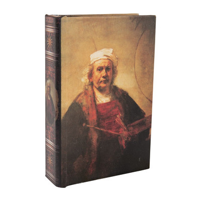 Opbergboekje Rembrandt van Rijn