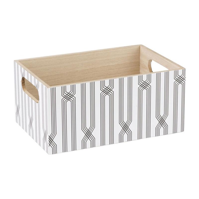 Kistje lijnen - 24x16 cm