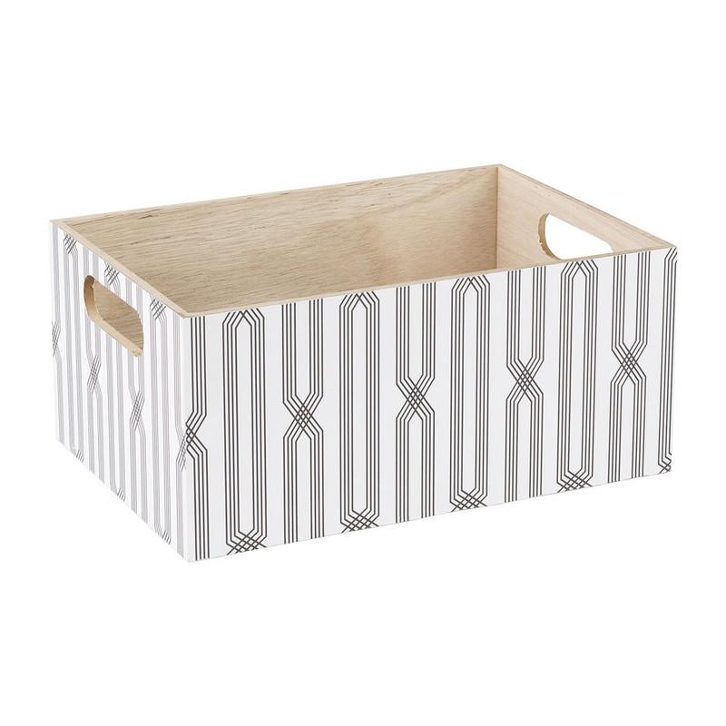 Kistje lijnen - 29x20 cm