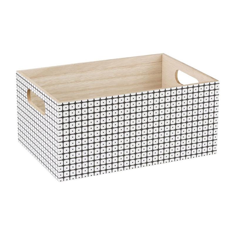Kistje stippen - 29x20 cm