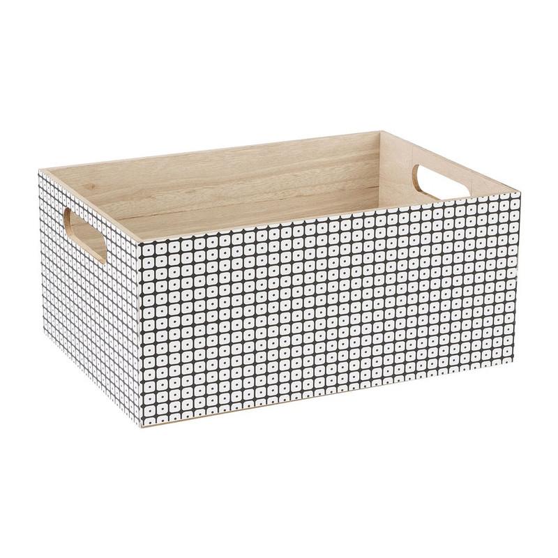 Kistje stippen - 34x24 cm
