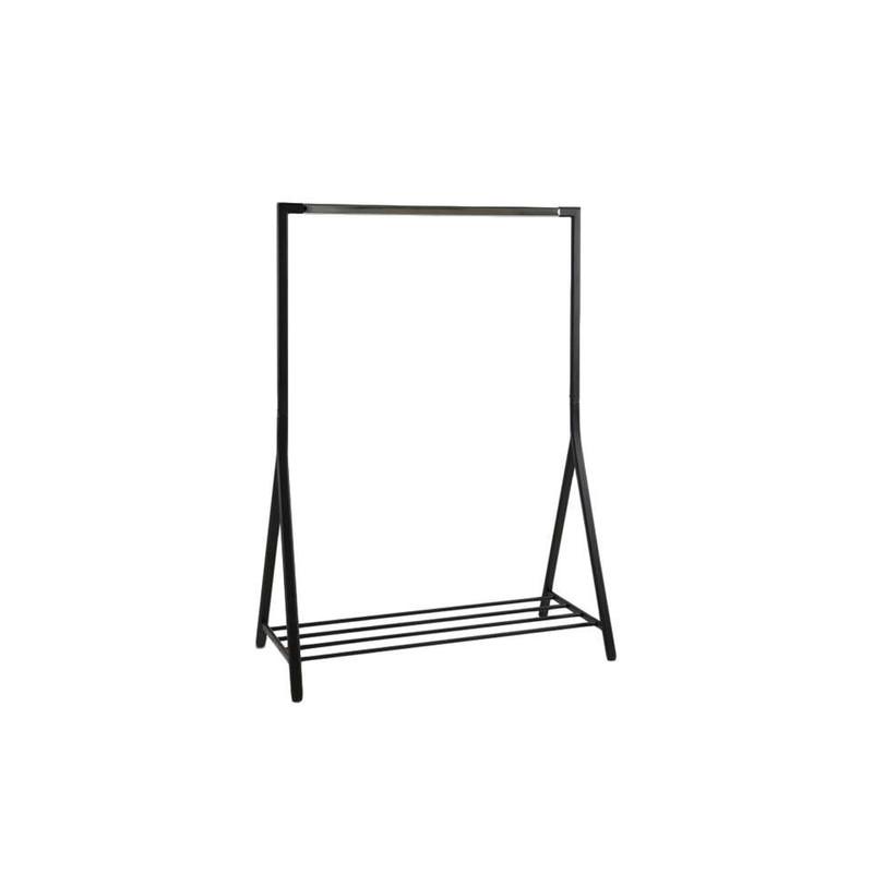 Kledingrek Riso - 117 cm - zwart
