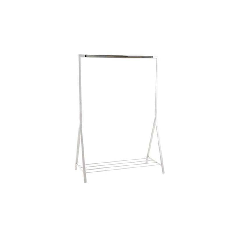 Kledingrek Riso - 117 cm - wit