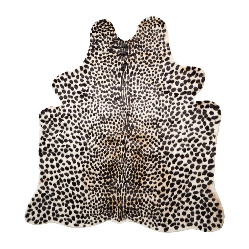 Vloerkleed luipaard - 150x160 cm