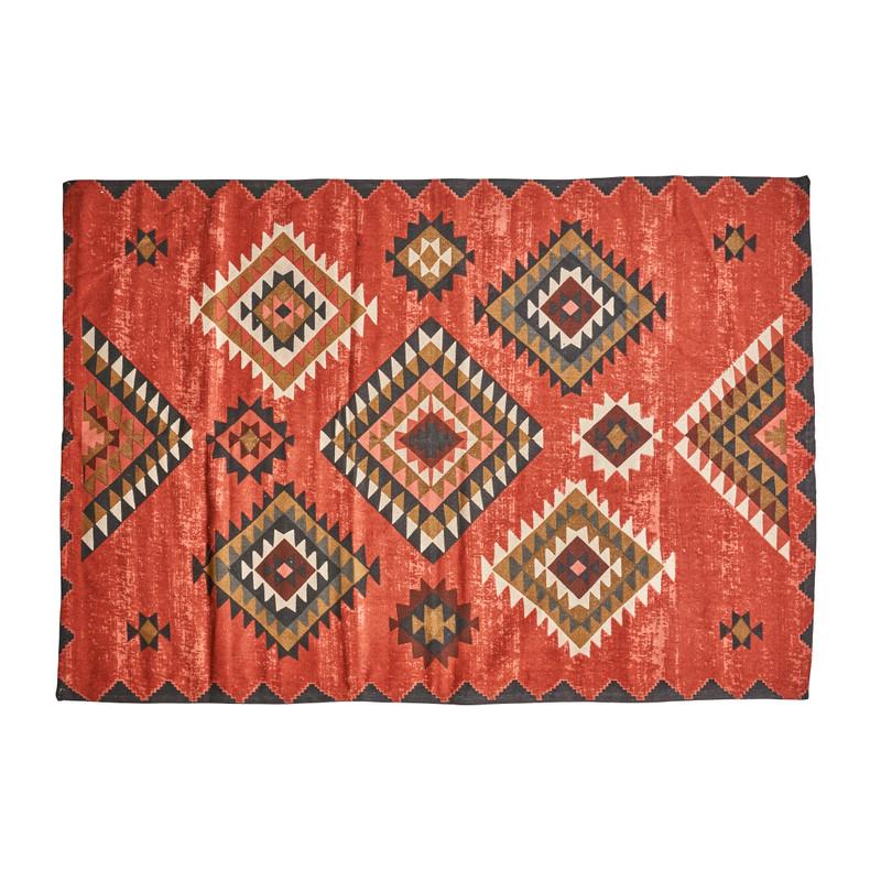Dagaanbieding - Vloerkleed azteken - 180x120 cm dagelijkse koopjes
