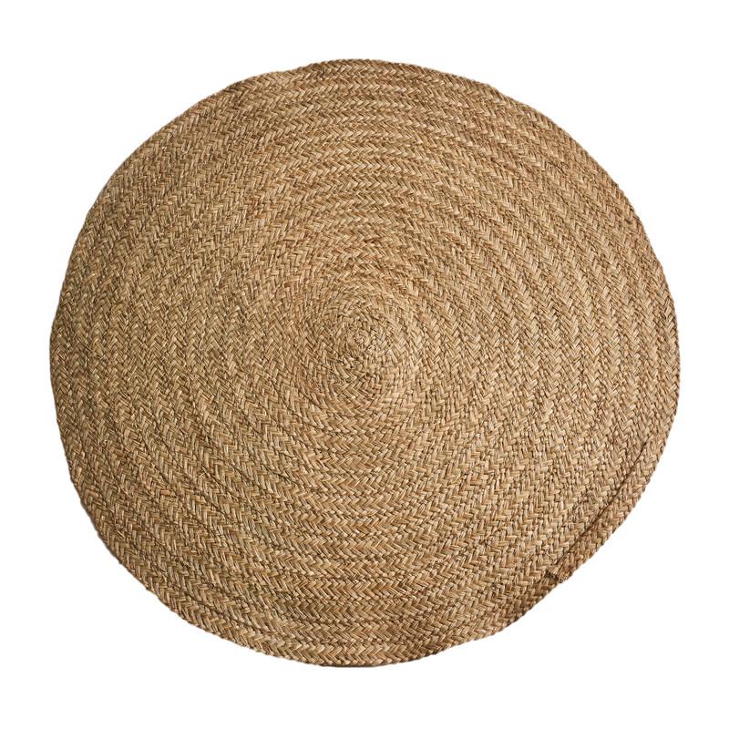 Dagaanbieding - Vloerkleed naturel - Ø150 cm dagelijkse koopjes