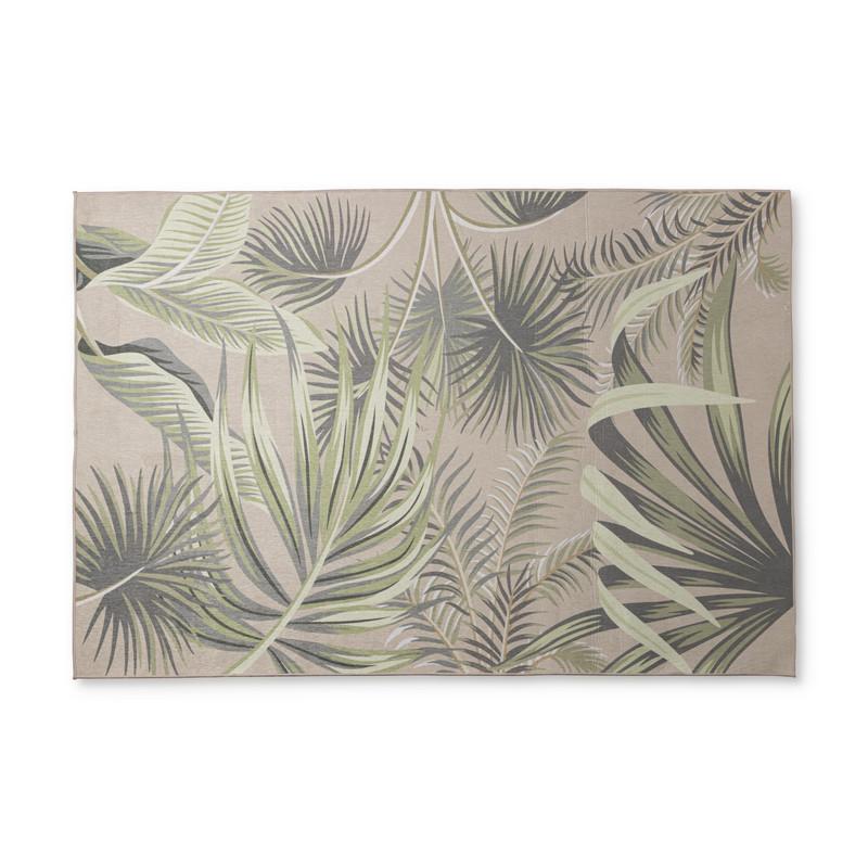 Vloerkleed bladeren - 120x180 cm