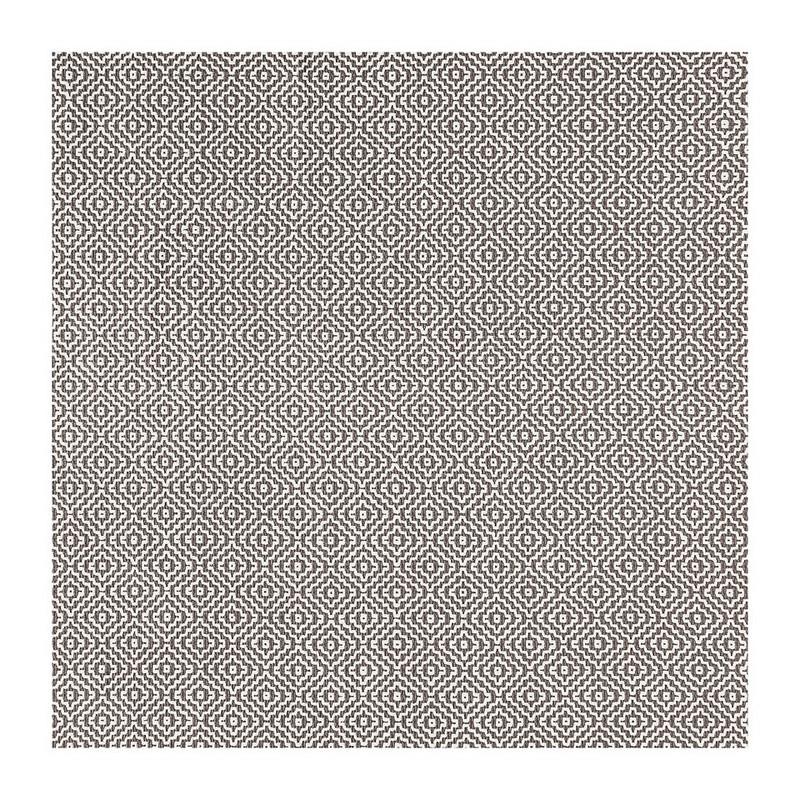 Vloerkleed grijs/wit - 120x180 cm