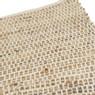 Vloerkleed jute - 120x180 cm - beige