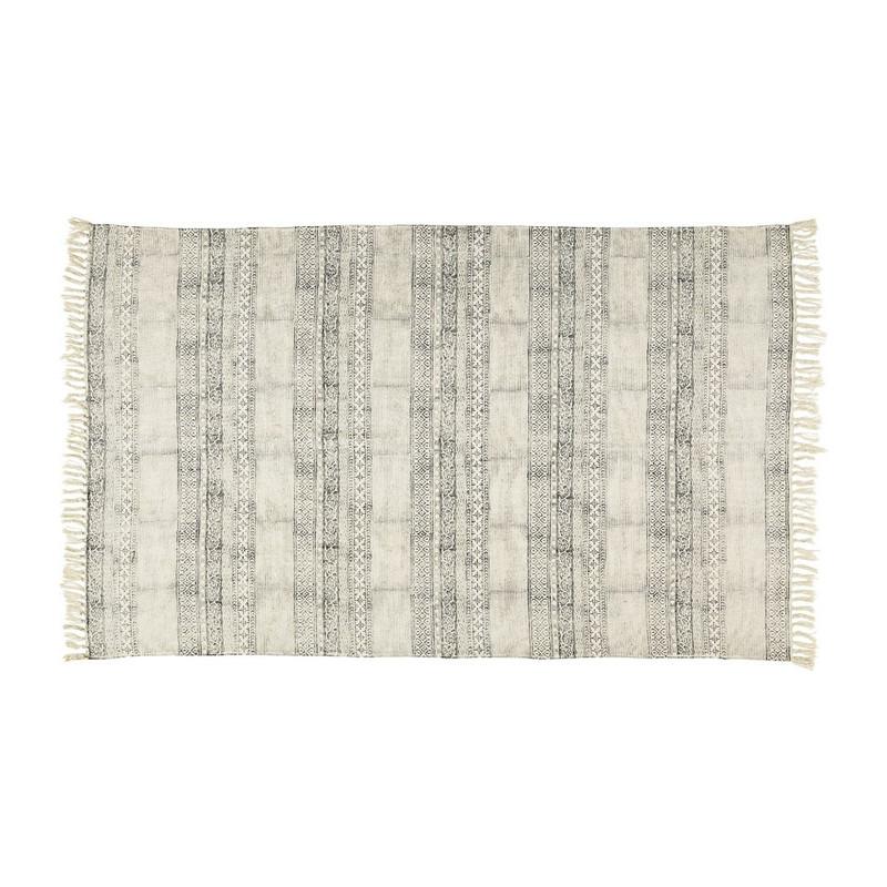 Vloerkleed decoratieve streep - 120x180 cm