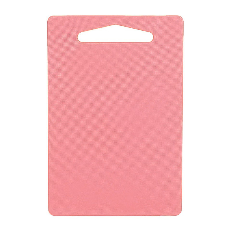 Snijplank roze klein
