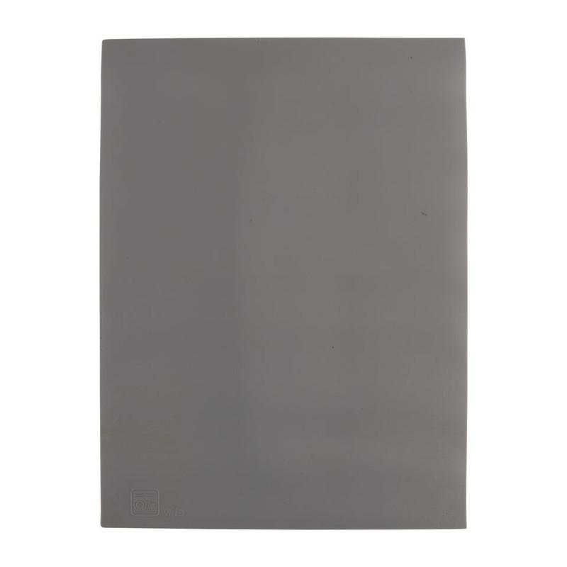 Bakmat siliconen grijs 39.5x30 cm