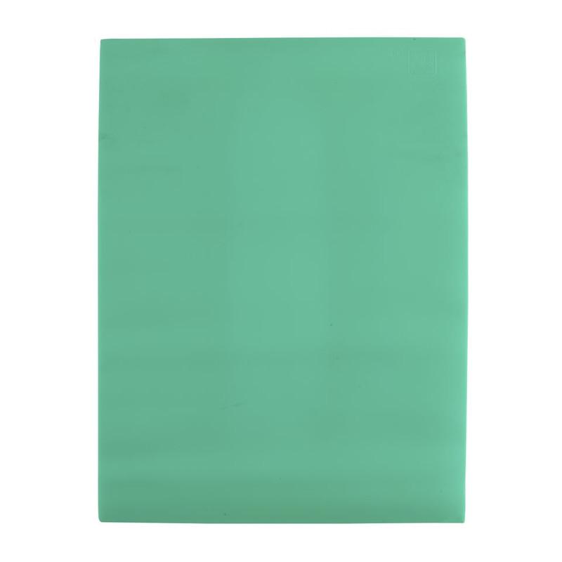 Bakmat siliconen turquoise 39.5x30 cm
