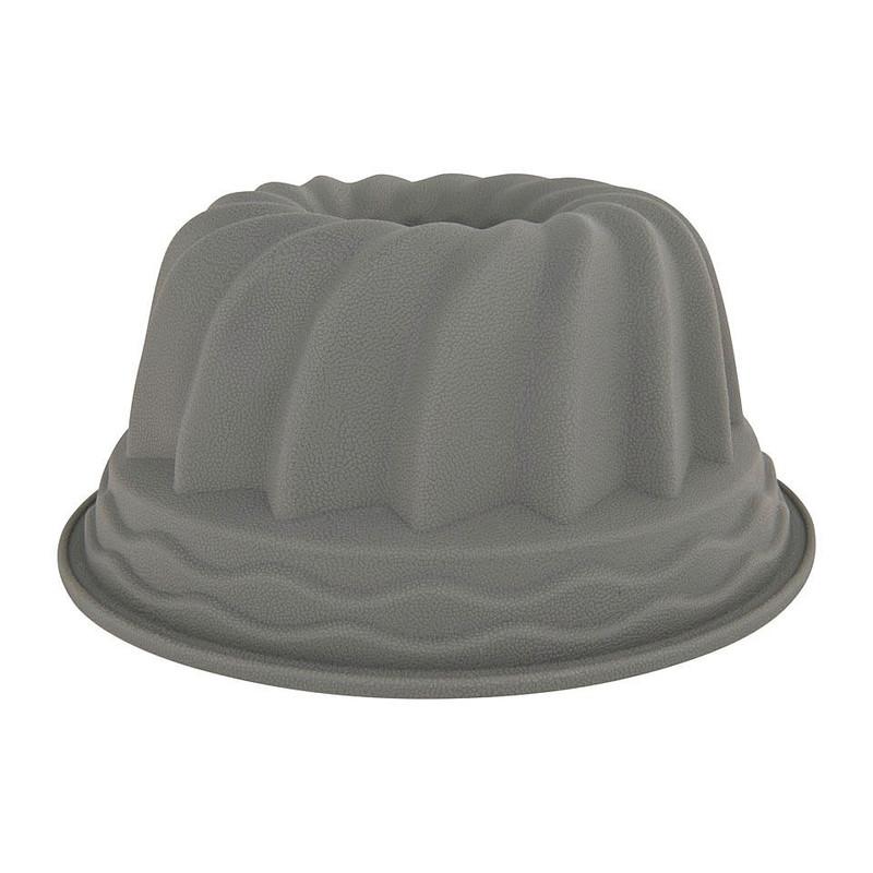 Tulbandvorm siliconen grijs