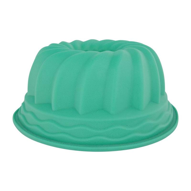 Tulbandvorm siliconen turquoise