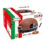 Bestron Pizza Quartetto - voor 4 personen - 900 W