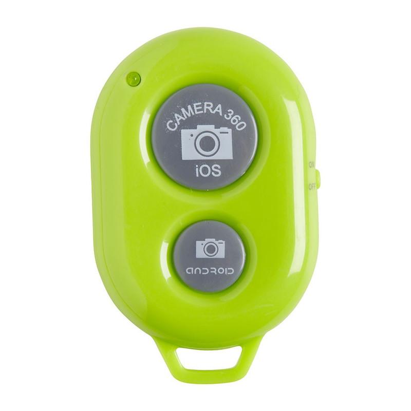 Bluetooth zelfontspanner groen