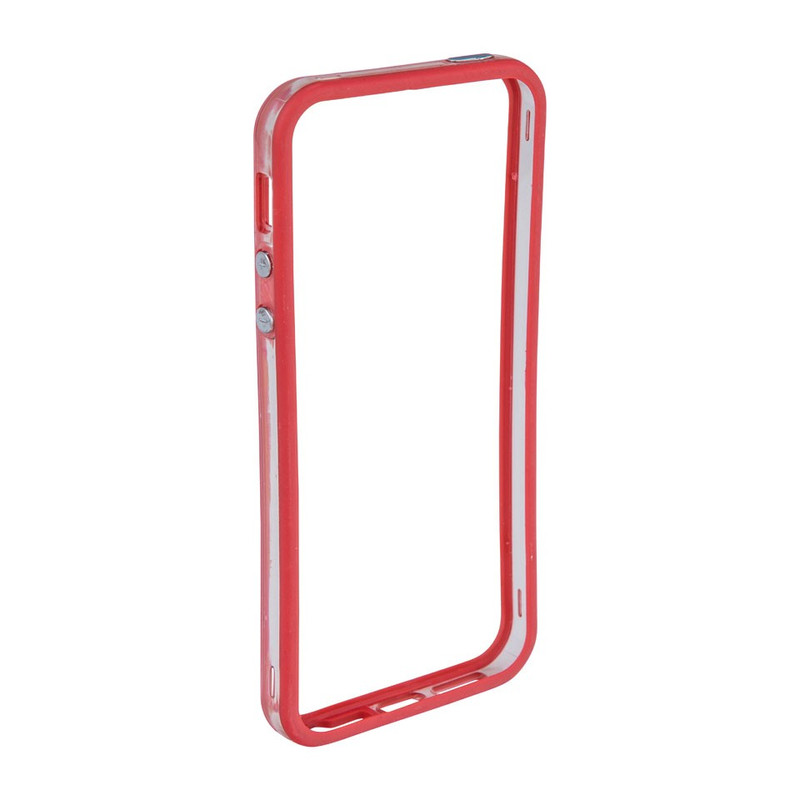 iPhone 5/S Bumper rood