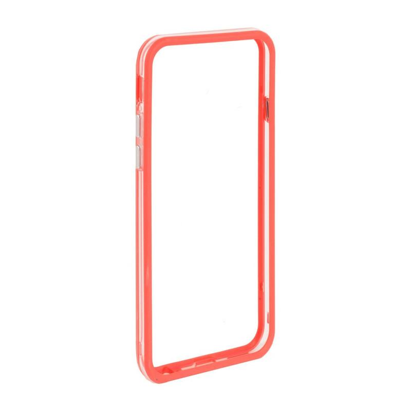 iPhone 6 Bumper rood