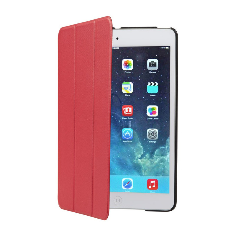 iPad mini hoes smartcover rood