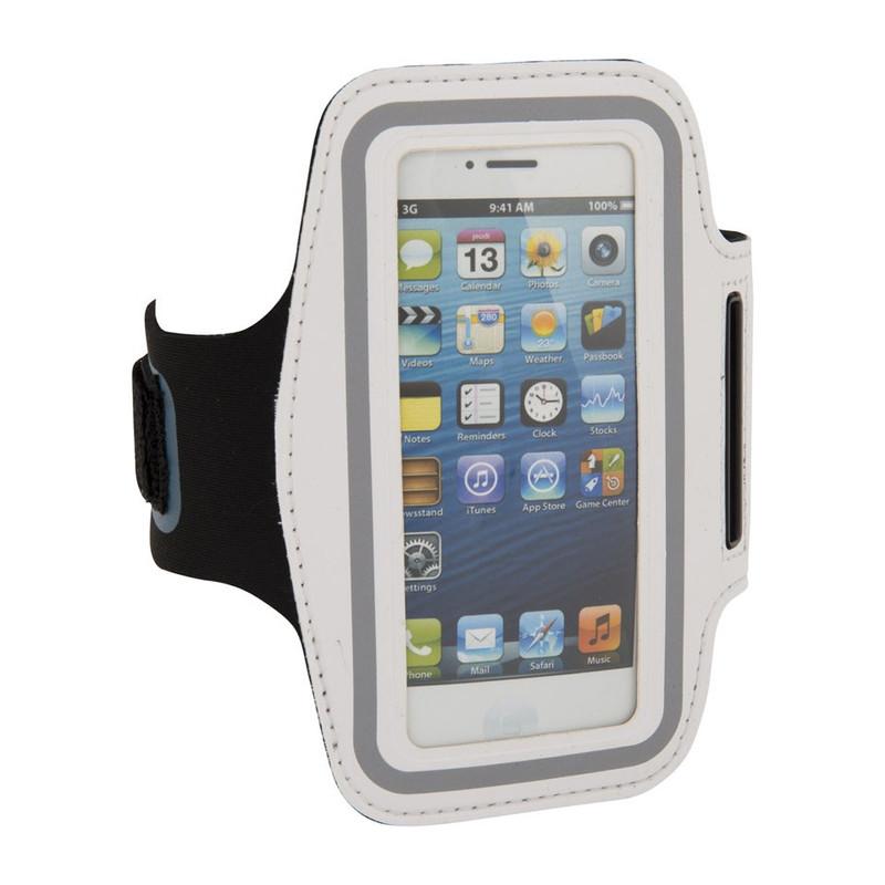 Sportarmband iPhone 5/5S/5C wit