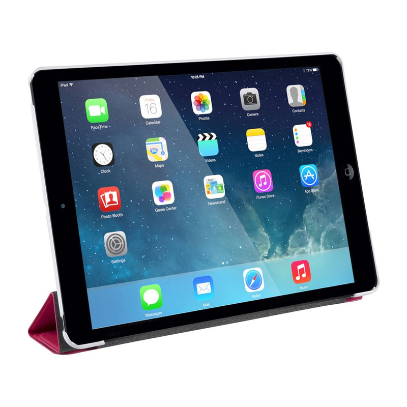 Smartcover hoes iPad Air roze