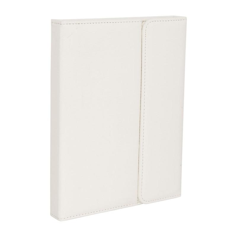 iPad hoes + toetsenbord wit