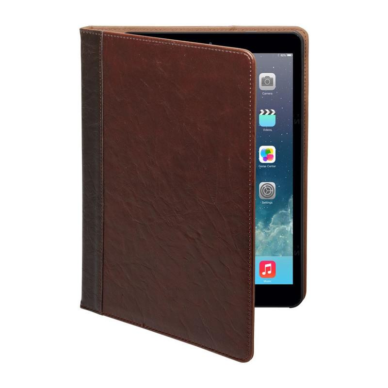 iPad Air 1 hoes book bruin